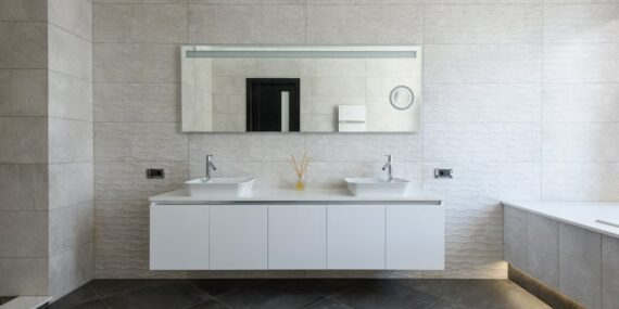 Inrichten badkamer