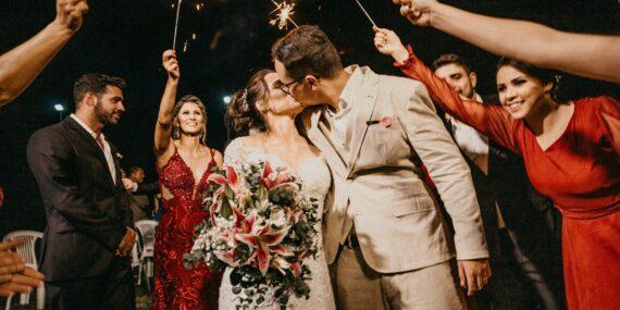 trouwfeest organiseren